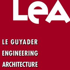 Logo Le Guyader Engineering Architecture