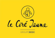 Logo Le Cire Jaune Communication