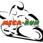 Logo Meca Run, Led Alarme Pression