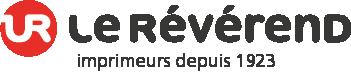 Logo Le Reverend Imprimeur