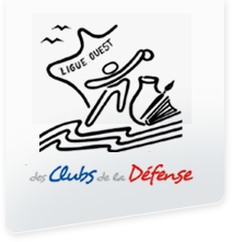 Logo Ligue Ouest Fede Club Sportif Artistiq