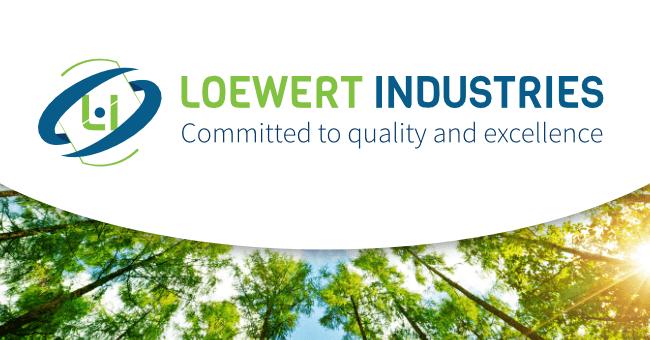 Logo Loewert Industries