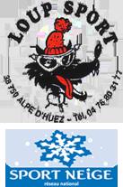 Logo EURL Loup Sport