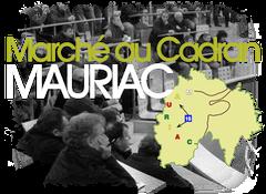 Logo Marche au Cadran de Mauriac