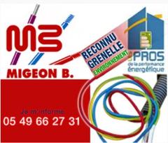 Logo Migeon B