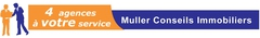 Logo Muller Conseils Immobiliers