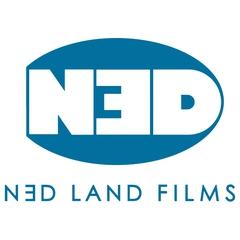 Logo Ned Land, Ned Land Films, Nlf