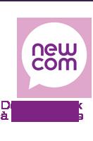 Logo SARL Newcom l'Objet Pub