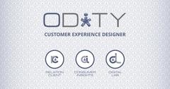 Logo Odity / Odity France / Actel