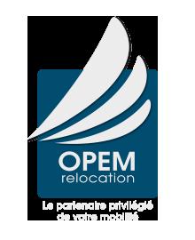 Logo Opem Relocation