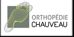 Logo Orthopedie Chauveau