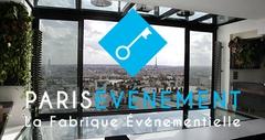 Logo Paris Evenement