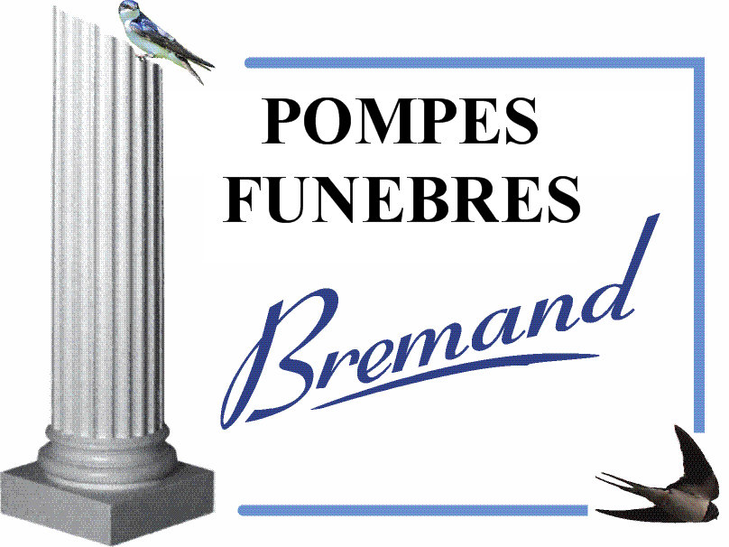 Logo Pompes Funebres Naud-Bremand