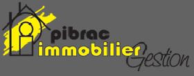Logo Pibrac Immobilier Gestion