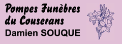 Logo Pompes Funebres du Couserans