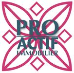 Logo Pro Actif Immobilier