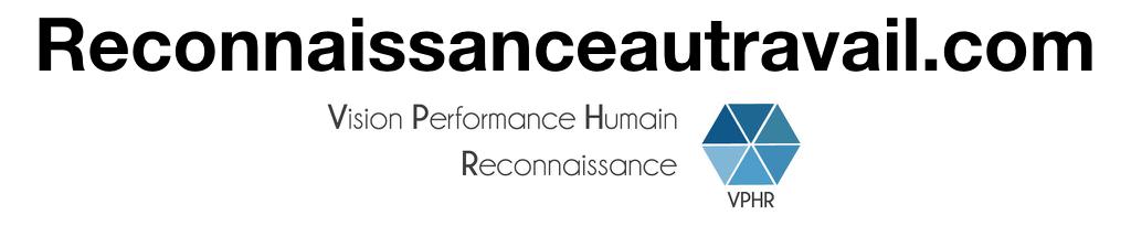 Logo Vision Performance Humain Reconnaissance