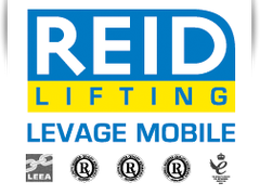 Logo Reid Lifting France