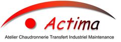 Logo Atelier Chaudronnerie Transfert Industriel Maintenance