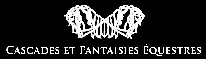Logo Cascades et Fantaisies Equestres
