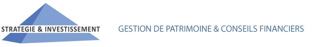 Logo Strategie & Investissement