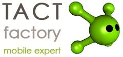Logo Tact Factory