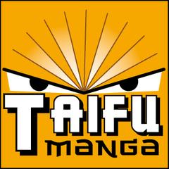 Logo Taifu Comics