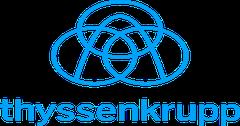 Logo Thyssenkrupp Ascenseurs Holding