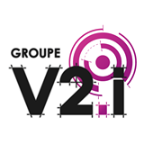 Logo Vision 2I Conseil By Mix