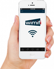Logo Wimifi Systems Telecom And Electronics