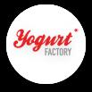 Logo Yogurt Factory