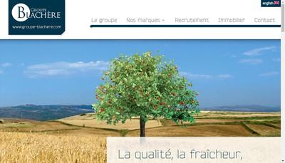 Site internet de Provenc'Halles