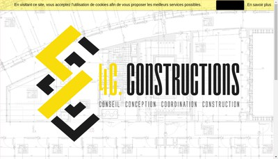 Site internet de Groupe 4C
