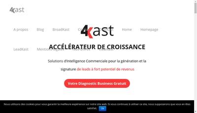 Site internet de Kroissance