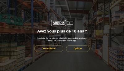 Site internet de Abedis