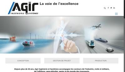 Site internet de Assis Generale Ingenierie Realisation