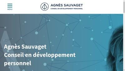 Site internet de Agnes Sauvaget
