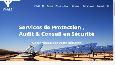 Site internet de Algiz France