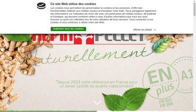Site internet de Immoxylo