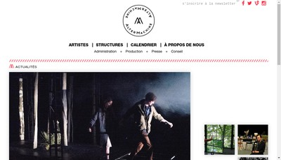 Site internet de Altermachine