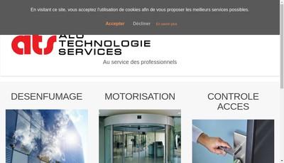 Site internet de ATS