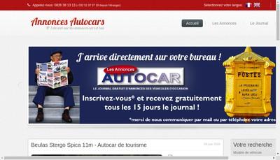 Site internet de Sup2Pub France
