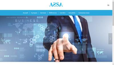 Site internet de Assa Associates