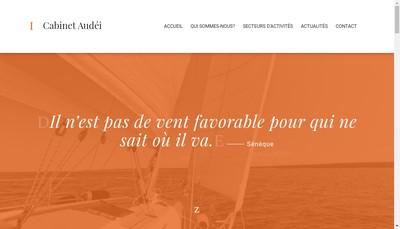 Site internet de Audei