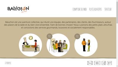 Site internet de Baluchon