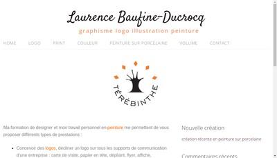 Site internet de Terebinthe