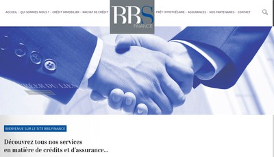 Site internet de Bbs Finance