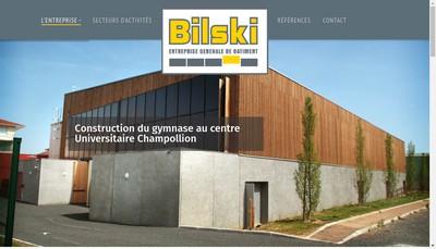 Site internet de Bilski