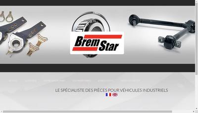 Site internet de Bremstar