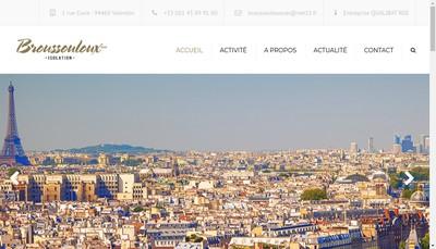 Site internet de Broussouloux